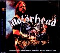 Motorhead モーターヘッド/WI,USA 1998
