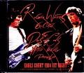 Roger Waters,Eric Clapton ロジャー・ウォーターズ エリック・クラプトン/London,UK 6.21.1984