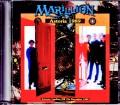 Marillion マリリオン/London,UK 11.7.1989