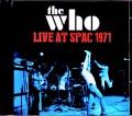 Who,The ザ・フー/NY,USA 1971
