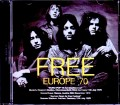 Free フリー/Europe Tour Collection 1970