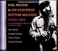 Phil Woods & His European Rhythm Machine フィル・ウッズ/France 1968