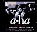 a-ha アーハ/Russia 2019