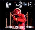 David Bowie デビッド・ボウイ/London,UK 6.19.1987