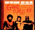 Grand Funk Railroad グランド・ファンク・レイルロード/Tokyo,Japan 1982