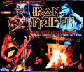 Iron Maiden アイアン・メイデン/UK 10.16.1986 S & V