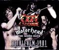 Ozzy Osbourne,Motorhead,Good Rats オジー・オズボーン モーターヘッド/PA,USA 1981