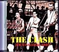 Clash クラッシュ/PA,USA 1982