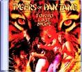 Tygers of Pan Tang タイガーズ・オブ・パンタン/Tokyo,Japan 9.30.1982