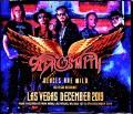 Aerosmith エアロスミス/NV,USA 2019 2 Days