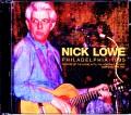 Nick Lowe ニック・ロウ/PA,USA 1995