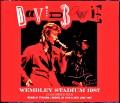 David Bowie デビッド・ボウイ/London,UK 1987 2Days