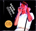 David Bowie デビッド・ボウイ/CA,USA 4.4.1978