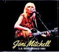 Joni Mitchell ジョニ・ミッチェル/CA,USA 1983 Dress Rehearsals