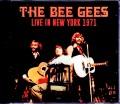 Bee Gees ビージーズ/NY,USA 1971