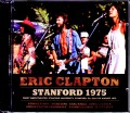 Eric Clapton エリック・クラプトン/CA,USA 4.9.1975 Remaster
