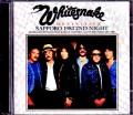 Whitesnake ホワイトスネイク/Sapporo,Japan 2.8.1983