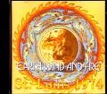 Earth,Wind & Fire アース・ウィンド・アンド・ファイヤー/MO,USA 1974