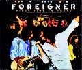 Foreigner フォリナー/Tokyo,Japan 1978