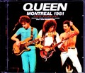 Queen クィーン/Canada 1981 2Days Ultra Rare Original FM Mix