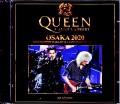 Queen クィーン/Osaka,Japan 2020 Upgrade