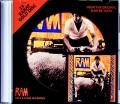 Paul McCartney ポール・マッカートニー/Ram Original DCC Compact Classics CD