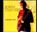 John McLaughlin and Free Spirit ジョン・マクラフリン/Sweden 1993