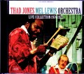 Thad Jones,Mel Lewis Orchestra サド・ジョーンズ メル・ルイス/Live Collection 1974-1977