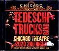 Tedeschi Trucks Band テデスキ・トラックス・バンド/IL,USA 1.25.2020