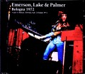 EL & P Emerson,Lake & Palmer エマーソン・レイク・アンド・パーマー/Italy 1972