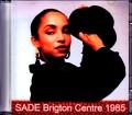 Sade シャーデー/England,UK 1985