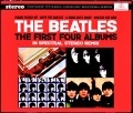 Beatles ビートルズ/First Four Albums in Spectral Stereo Remix