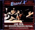 Brand X ブランド・X/London,UK 1976 & more