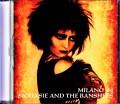 Siouxsie and the Banshees スージー・アンド・ザ・バンシーズ/Italy 1984