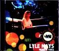 Lyle Mays ライル・メイズ/Germany 1993