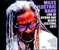 Miles Davis Electric Band マイルス・デイビス/Australia 2017