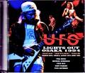 Michael Schenker,UFO マイケル・シェンカー/Osaka,Japan 1994