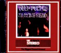 Deep Purple ディープ・パープル/ マシーン・ヘッド Machine Head Original UK 8 Track Cartridge