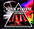 Pink Floyd ピンク・フロイド/OH,USA 1973 1st Gen