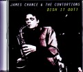 James Chance & the Contortions ジェームス・チャンス/NY,USA 1978