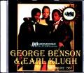 George Benson,Earl Klugh ジョージ・ベンソン アール・クルー/MD,USA 1987 Complete