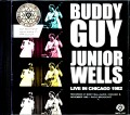 Buddy Guy,Junior Wells バディ・ガイ ジュニア・ウェルズ/IL,USA 1982