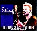 Sting スティング/Netherlands 1991 2Shows