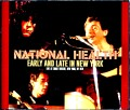 National Health ナショナル・ヘルス/NY,USA 1979 2Shows Complete