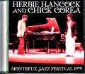 Herbie Hancock,Chick Corea ハービー・ハンコック チック・コリア/Switzerland 1979