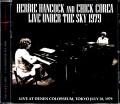 Herbie Hancock and Chick Corea ハービー・ハンコック チック・コリア/Tokyo,Japan 1979