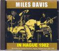 Miles Davis マイルス・デイビス/Holland 1982