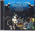 Soft Machine ソフト・マシーン/New York,USA 1974