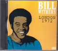 Bill Withers ビル・ウィザーズ/London,England 1972
