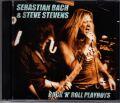 Sebastian Bach,Steve Stevens セバスチャン・バック/New York,USA 2012